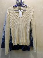 Отдается в дар Пуловер свитер х/б женский р 52