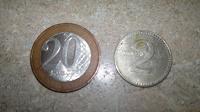 Отдается в дар Монеты Анголы