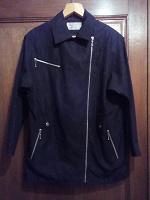 Отдается в дар Куртка женская «косуха» 50-52