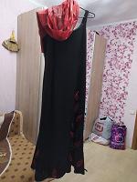Отдается в дар Вечернее платье 50 размер