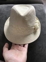 Отдается в дар Шляпа на лето (100% хлопок)