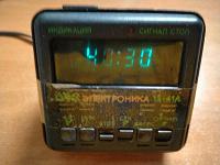 Отдается в дар Часы будильник, Электроника СССР (6816635)