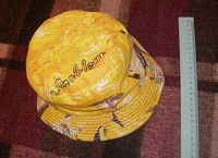 Отдается в дар Желтая панама