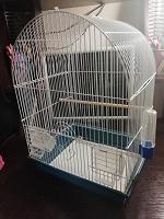 Отдается в дар Клетка для птички