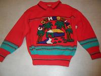 Отдается в дар свитер на 2-3 года