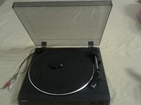 Отдается в дар Проигрыватель для пластинок от музыкального центра Sony PS-LX49P