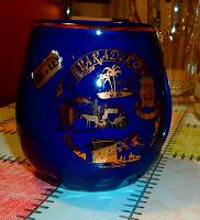 Отдается в дар Сувенирная кружка-пухляш, Куба