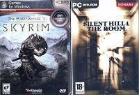 Отдается в дар 4 Лицензионные компьютерные игры на DVD дисках