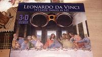 Отдается в дар Картины Леонардо да Винчи в 3-D