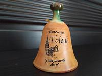 Отдается в дар Колокольчик из Толедо