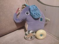 Отдается в дар Слон на колёсах