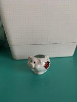 Отдается в дар Керамическая кроха-свинка