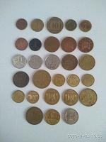 Отдается в дар Монетки иностранные в погодовочку