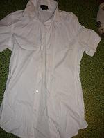 Отдается в дар Рубашка для мальчика на 10 лет
