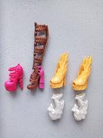 Отдается в дар Обувь кукольная MLP
