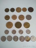 Отдается в дар Монеты в погодовочку