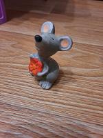 Отдается в дар Статуэтка мышка