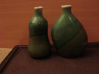Отдается в дар Две сувенирные вазочки