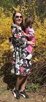 Отдается в дар Платье для кормящих и беременных