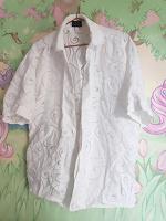 Отдается в дар Летняя мужская рубашка, XL
