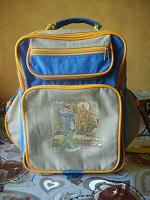 Отдается в дар Школьный рюкзак