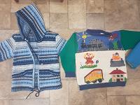 Отдается в дар Мальчику на р. 116 одежда.