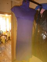 Отдается в дар Теплое платье- сарафан.