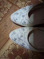 Отдается в дар Туфли свадебные