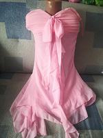 Отдается в дар Платье розовое