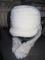 Отдается в дар Шапка женская, натуральный мех.