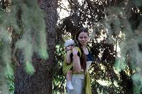 Отдается в дар Зеленый май — слинг Мать -ехидна