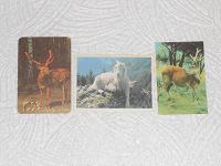 Отдается в дар ***Календарики — рогатно-копытные