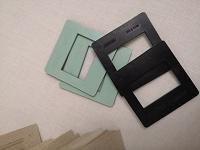Отдается в дар Рамки для слайдов из фотопленки