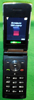 Отдается в дар Кнопочный вынтажЪ (24) Сотовый телефон «Samsung SGH-E210» б/у