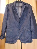 Отдается в дар Шикарный пиджак Giovanni Fabroni мужской.