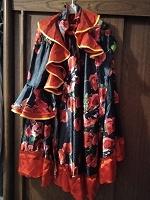 Отдается в дар Цыганский костюм