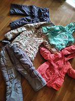 Отдается в дар Верхняя одежда для девочки 3 года