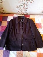 Отдается в дар П/пальто (куртка) женская из шерстяной ткани.