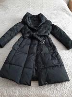 Отдается в дар Пуховик черный ostin 42 размер