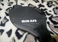 Отдается в дар Защитный элемент на ботинок.