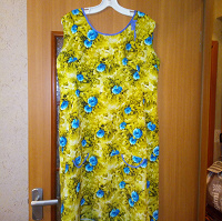 Отдается в дар Платье 48-50