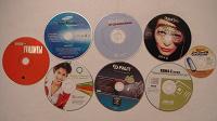 Отдается в дар CD диски на хм.