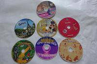 Отдается в дар Мультфильмы для детей на ДВД