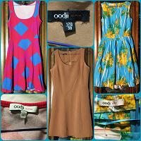 Отдается в дар Сарафанчик трикотажный, платье летнее и платье-сарафан, р-р 44 (eur 38), рост 170
