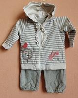 Отдается в дар Детский, утепленный костюмчик.