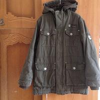 Отдается в дар Куртка на мальчика рост 152-158 см