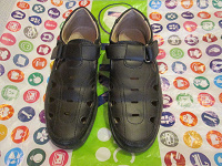 Отдается в дар Туфли школьные 36