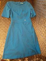 Отдается в дар Платье синее 44-46