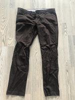 Отдается в дар Коричневые штаны и белые джинсы