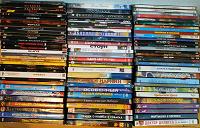 Отдается в дар ДВД более 80шт мультики кино боевики наше зарубежное все подряд все в коробках